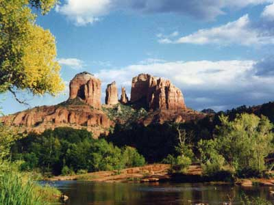 Cathedral Rock Sedona Weddings