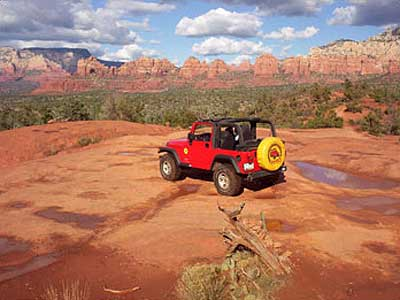 Broken Arrow Trail Sedona AZ
