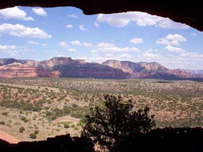 Robber's Roost Sedona AZ Shaman's Cave